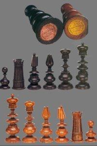 Old Windsor Castle Chessmen