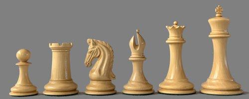 Original Sinquefield Cup Commemorative Chessmen
