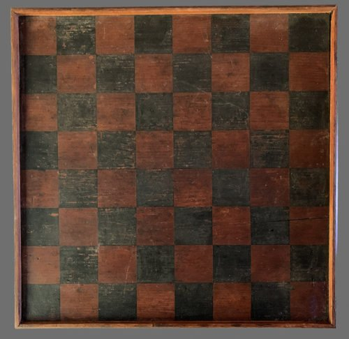 Chess and Nine Man Morris Game Board