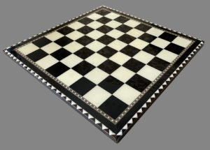 Small Aztec Style Chessboard