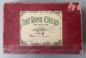 The Rose Chessmen, No.1