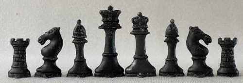 The Rose Chessmen, No.1