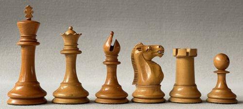 F. H. Ayres Staunton Chessmen