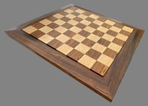 Bocote and Birdseye Male Chessboard