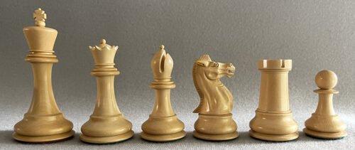 House of Staunton Marshall Staunton Chessmen