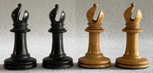Type 10 Staunton Chessmen