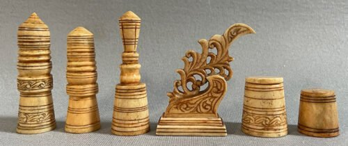 The Moro Chessmen
