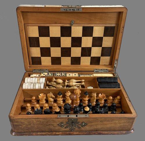 Late Victorian Games Compendium